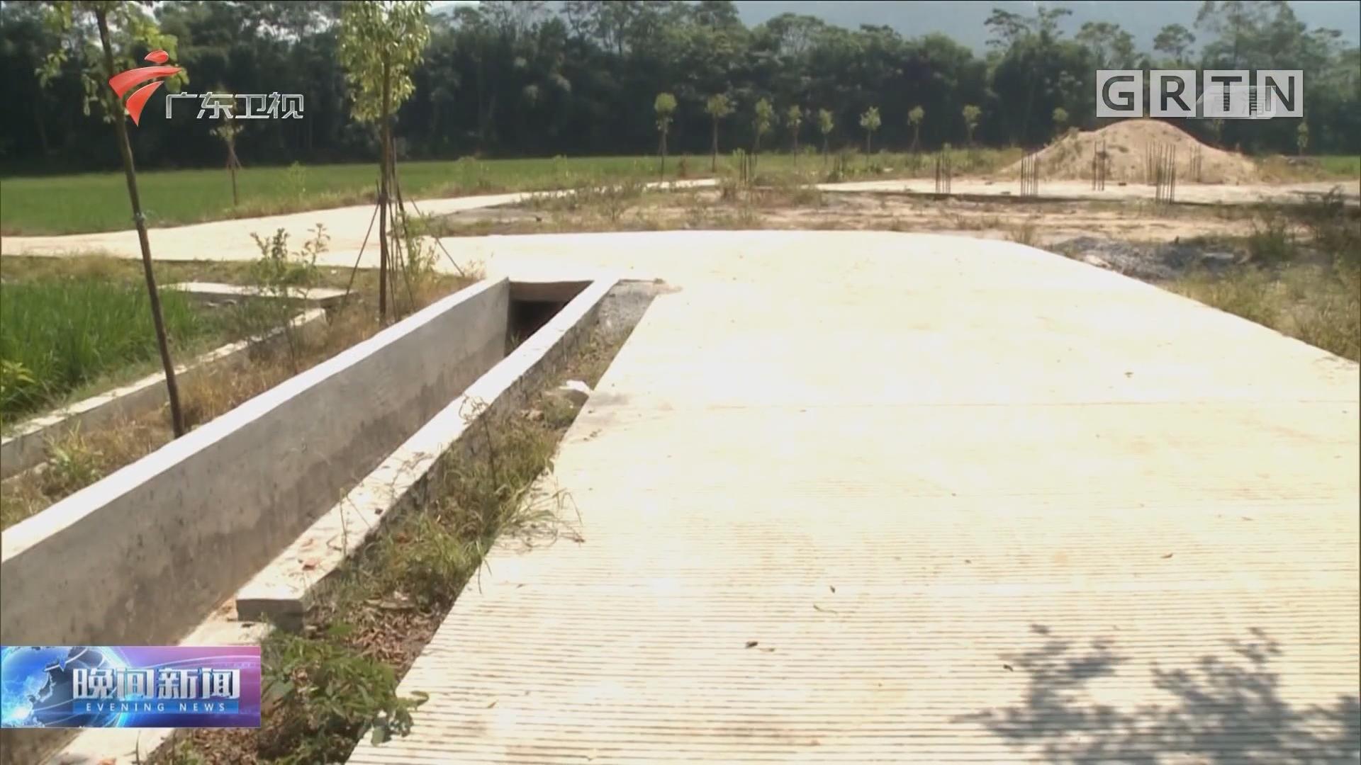 云浮:垦造水田奏凯歌 万亩旱地换新装