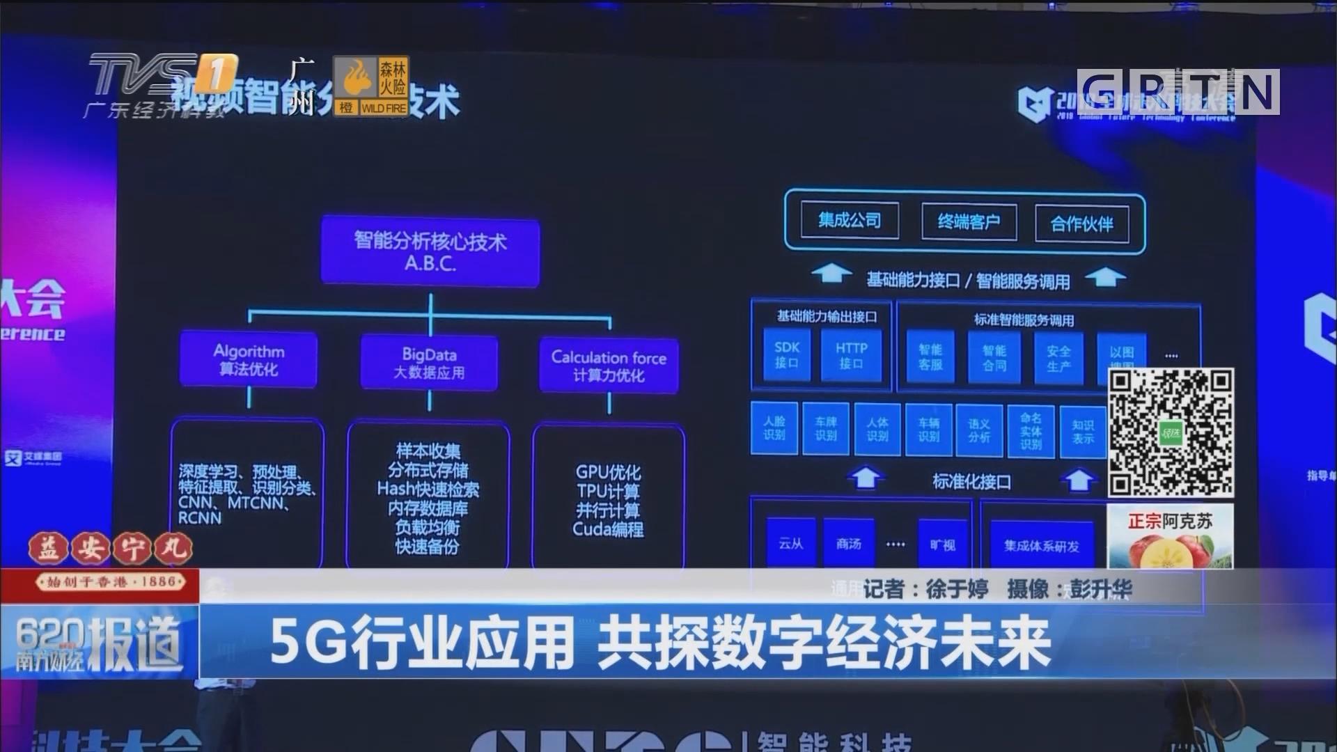 5G行业应用 共探数字经济未来