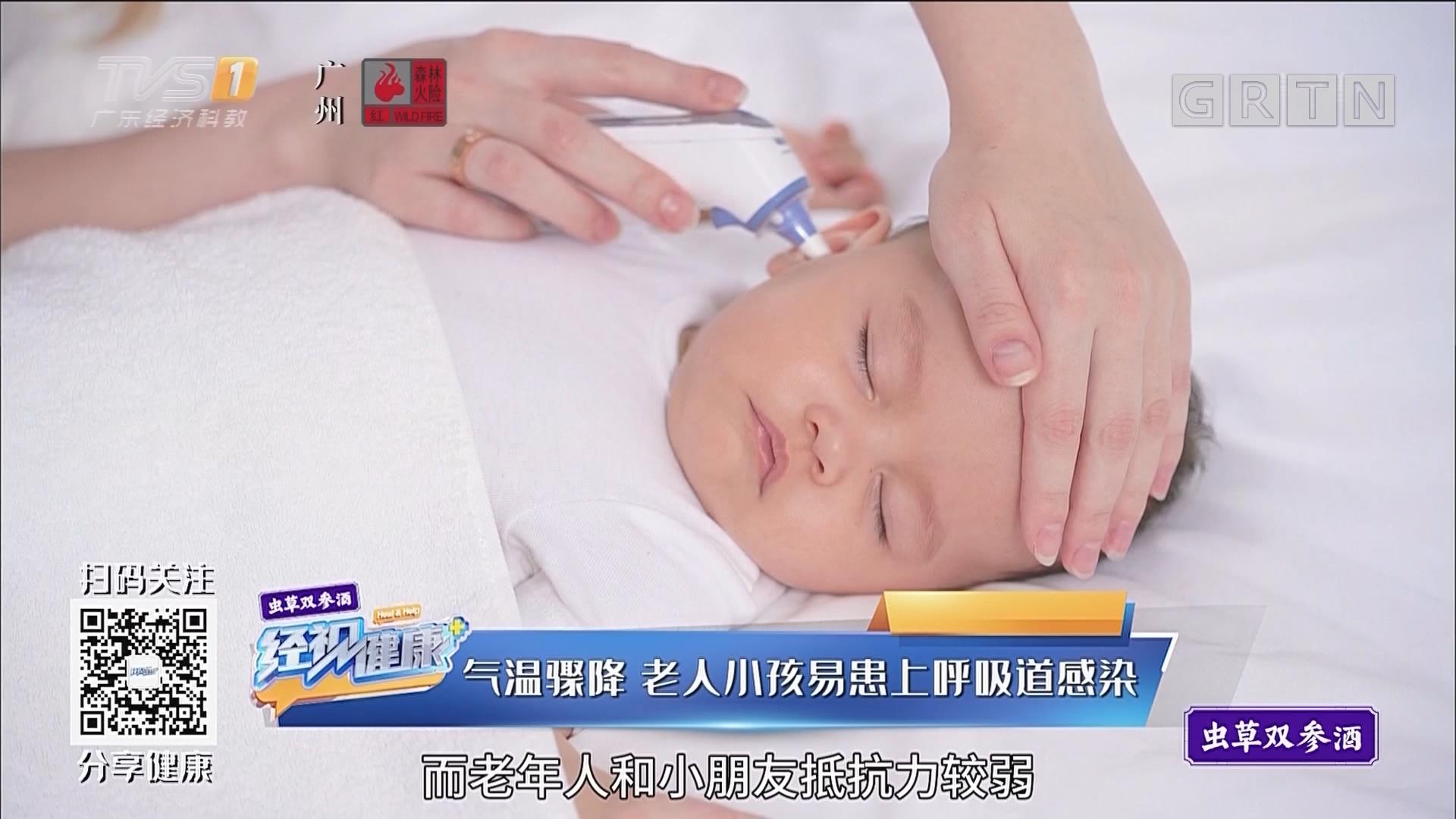 [HD][2019-12-03]经视健康+:气温骤降 老人小孩易患上呼吸道感染