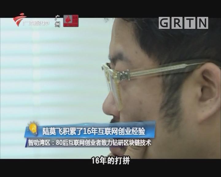 智叻湾区:陆莫飞积累了16年互联网创业经验