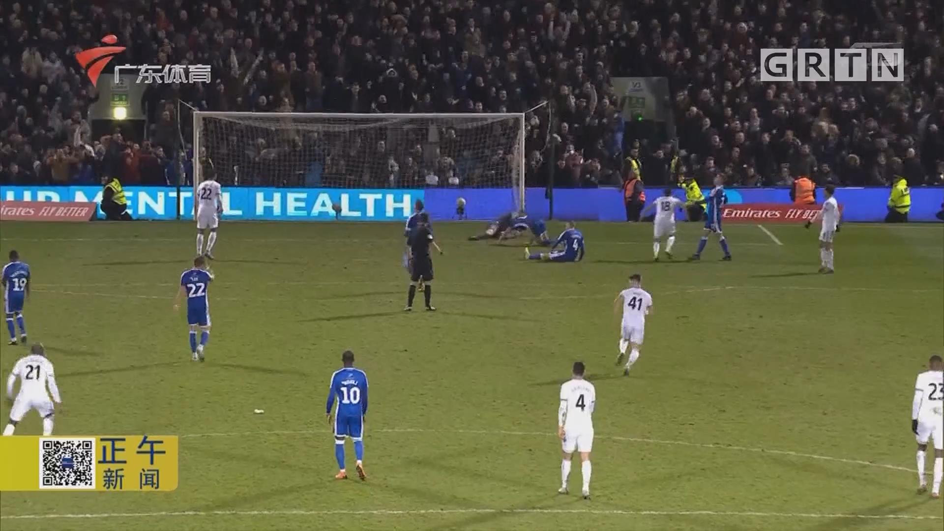 两球完胜英甲球队 莫耶斯带领西汉姆取两连胜