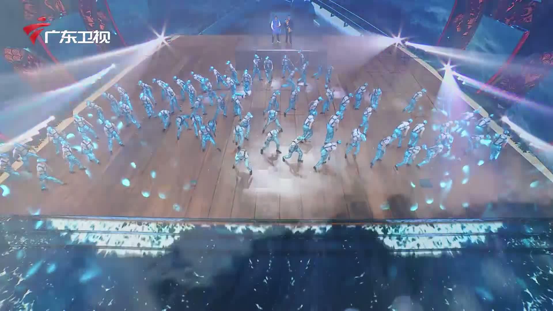 """""""美声男高音天团""""来袭,大气磅礴唱响珠江边上的时代号子"""