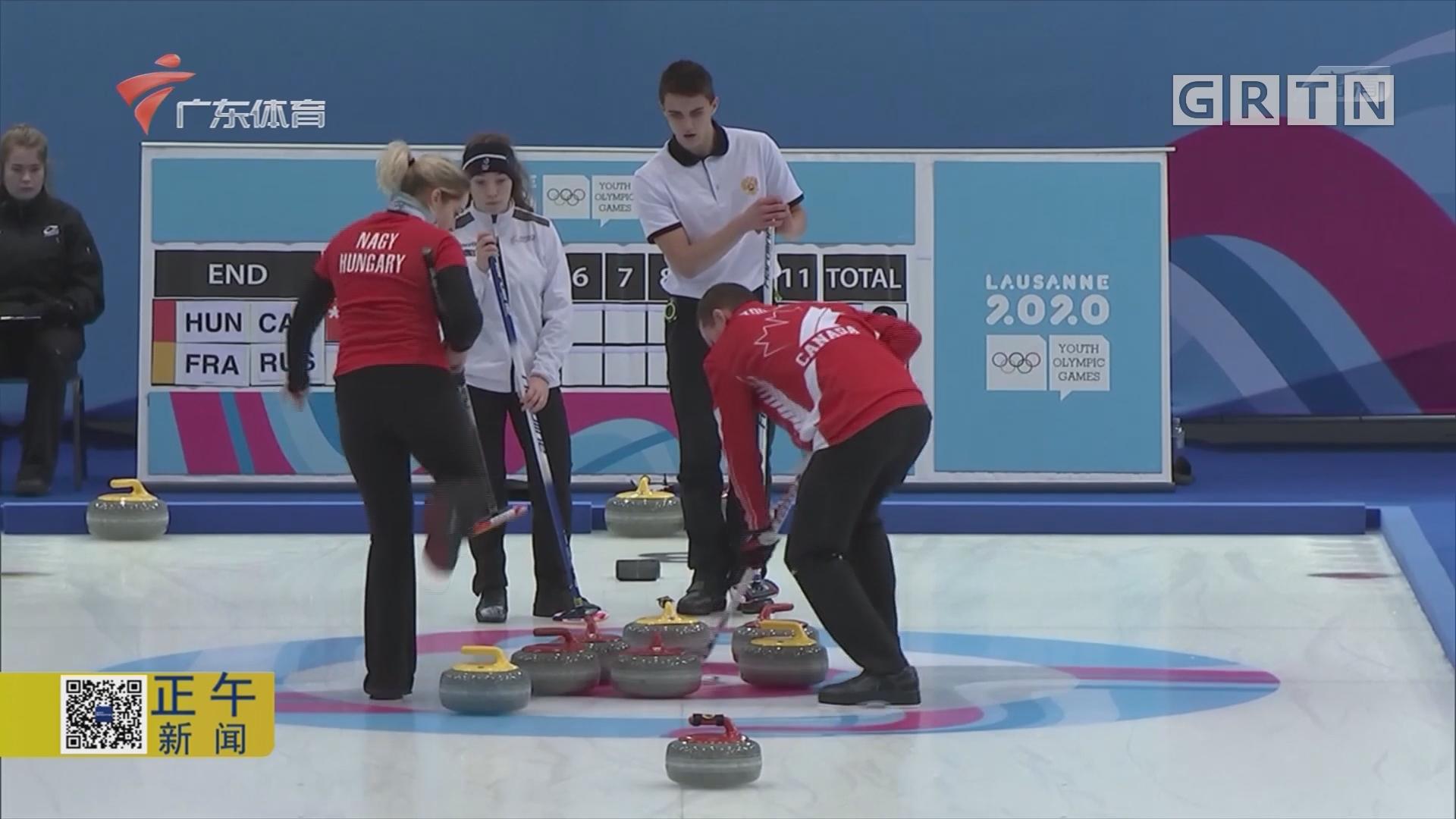 冬青奥会 日本女子队获得冰球冠军