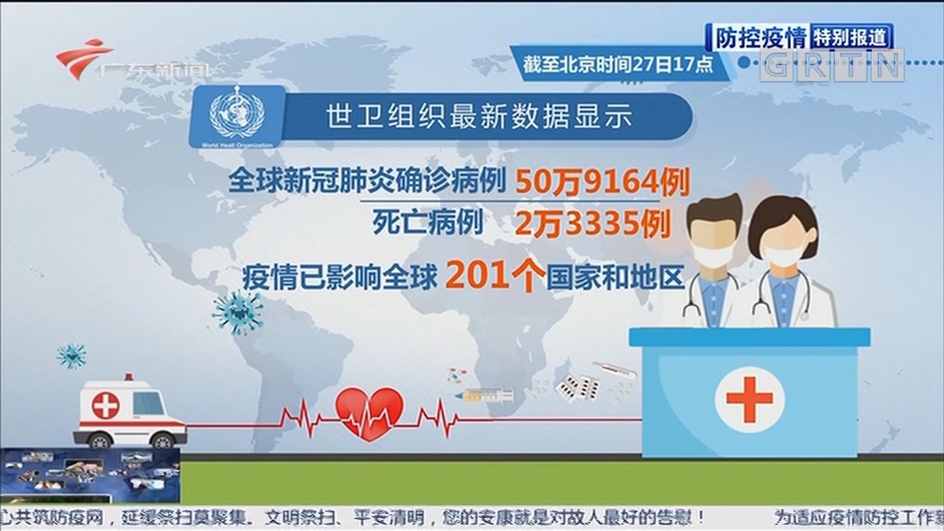 国外疫情速览
