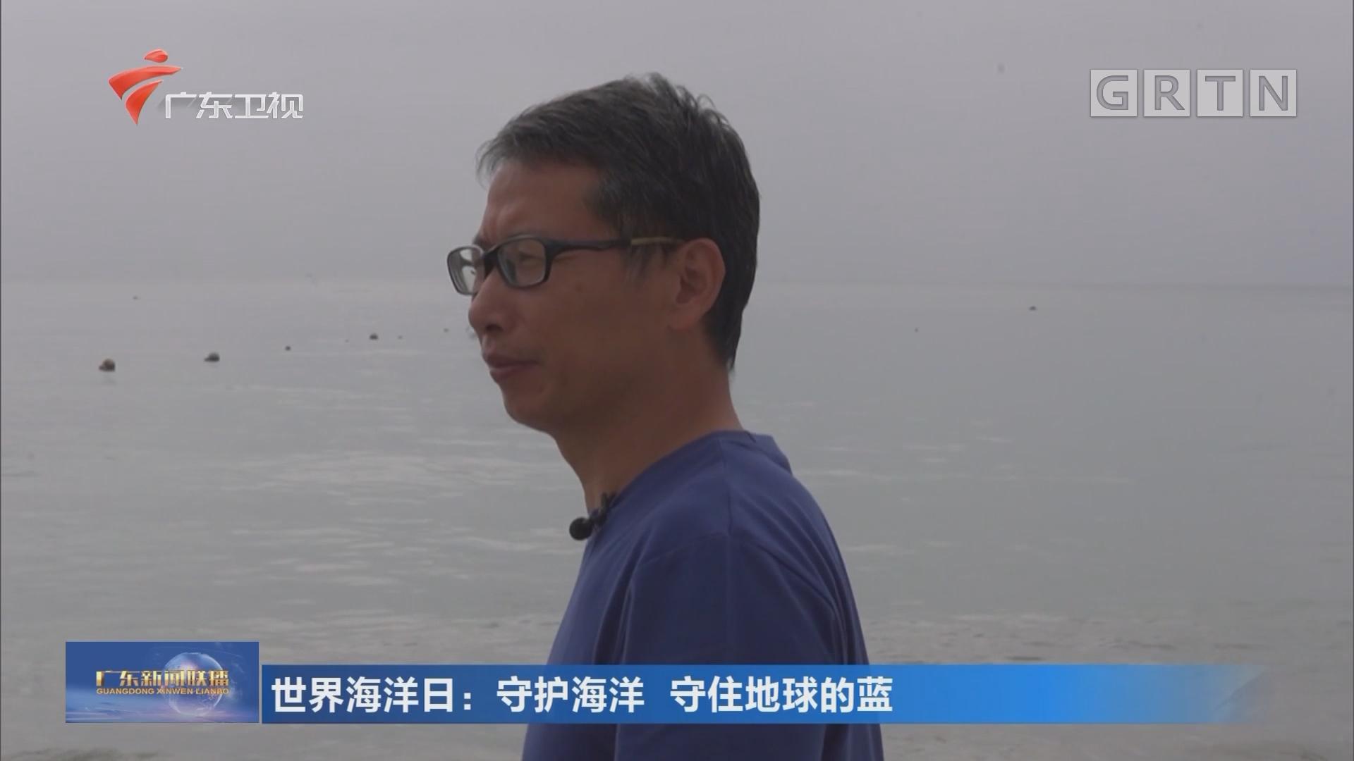 世界海洋日:守护海洋 守住地球的蓝