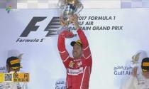 F1巴林站 法拉利车手维特尔称雄