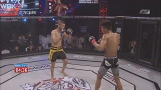 65公斤级MMA 戴瑞士VS唐凯