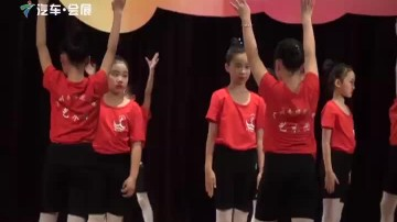 小明星大梦想之木棉花舞蹈