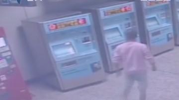 """男子深夜""""大闹""""地铁站 砸坏票亭竟称""""找水喝"""""""
