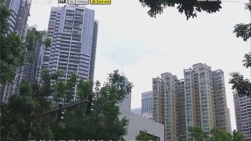 广州房屋租金连降两个月