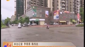 阳江:十字路口无红绿灯 过往市民心惊惊