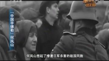 """[2017-08-23]军晴剧无霸:历史钩沉:中国""""辛德勒"""" 何凤山"""