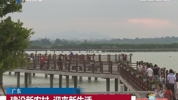 广东:建设新农村 迎来新生活