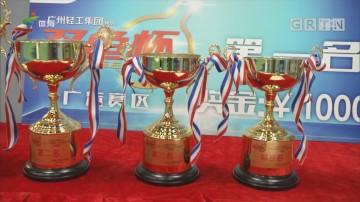 2017乒乓黄金大赛广东赛区落幕