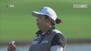 冯珊珊蓝湾赛赢LPGA第9冠 成中国首个世界第一