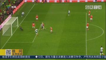国际足联友谊赛 阿根廷客场小胜俄罗斯