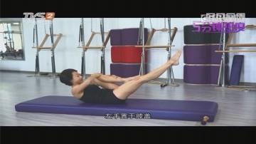 [2017-11-14]五分钟热度:腹肌强化系列:单腿屈伸