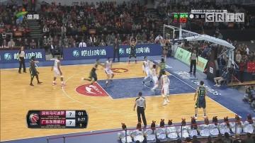 广东德比 龙狮主场爆冷难