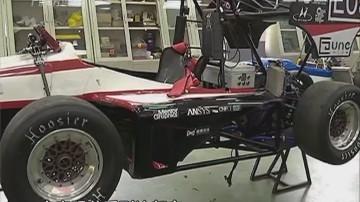 大学生造电动赛车