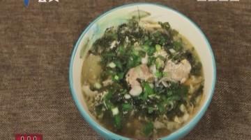 紫菜汤中加入它 补钙效果双管齐下