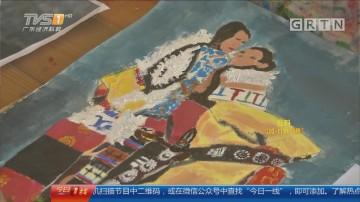 爱心行动:绘画改变自闭症男孩 社交能力有进步