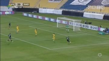 卡塔尔联赛 阿尔萨德大胜加拉法