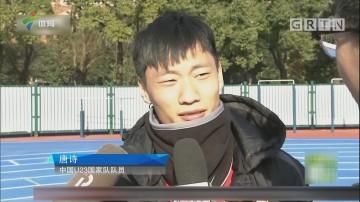 中国U23国家队进行恢复训练