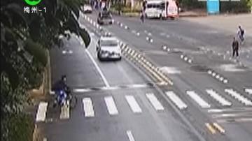 梅州:斑马线上的桩桩事故