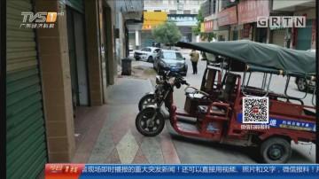 关注交通安全问题 惠州惠城:三轮车突启动 撞死四岁女童