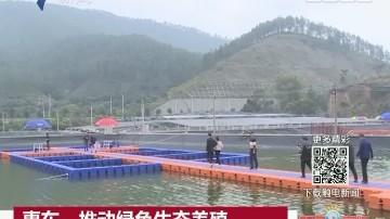 惠东:推动绿色生态养殖