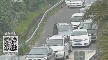 广州:避开节前高速拥堵 交警发布指引