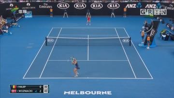 沃兹尼亚奇夺得澳网女单冠军 时隔六年重返世界第一