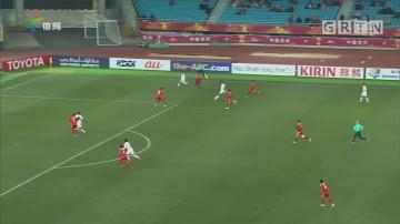 U23亚洲杯 卡塔尔小胜阿曼