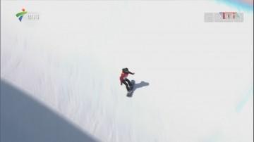 单板滑雪女子U型场地决赛 刘佳宇摘银