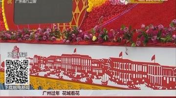 广州过年 花城看花:花车展示热闹非凡 可为心爱花车投票
