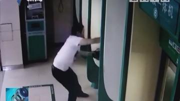 广州:女子取钱后遭抢劫 街坊民警合力擒贼