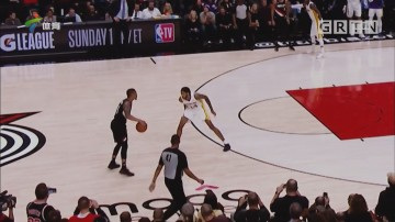 NBA周最佳 德罗赞力压群雄 利拉德展现巨星实力