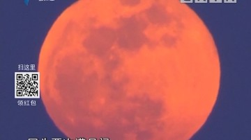 """""""蓝月亮""""天象今天登场"""