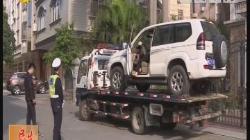 阳江:我市交警启动鹰眼系统 车辆交通违法毫秒可知