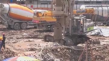 居民投诉:在建工地半夜不休停 噪音扰民
