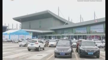 东莞:市民开放日第一天 去加博会淘货