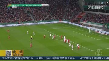 穆勒帽子戏法 拜仁挺进德国杯决赛
