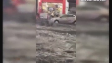 [2018-04-15]今日莞事:昨日暴雨袭城 多镇街遭遇水浸街