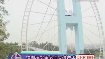 玻璃桥采用多项先进技术