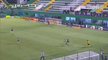 巴西杯 沙佩科恩斯点球制胜进8强