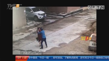 江门鹤山:蟊贼飞车专抢女性 被当场抓获