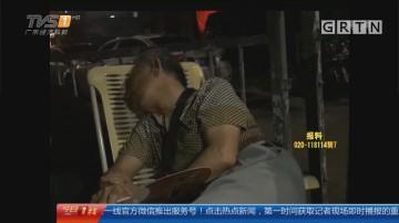 深圳:为求幼儿园学位 又见家长通宵排队