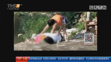关注游泳安全 江门:河里游泳 一男孩溺水身亡