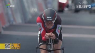 环加利福尼亚自行车赛第五赛段 意大利车手夺冠
