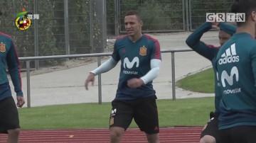 """拉莫斯专注于世界杯 西班牙队""""锋无力""""仍待解决"""